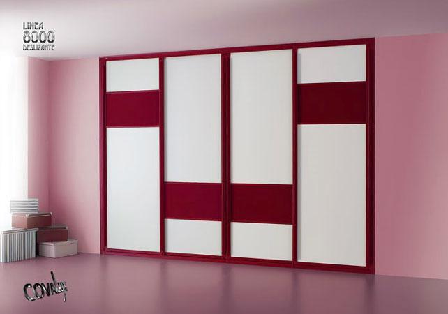 frentes de armarios a medida