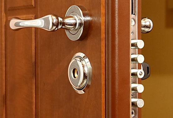 puertas de exterior madrid