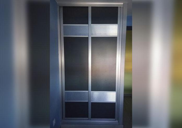 ejemplo de instalacion de armarios a medida