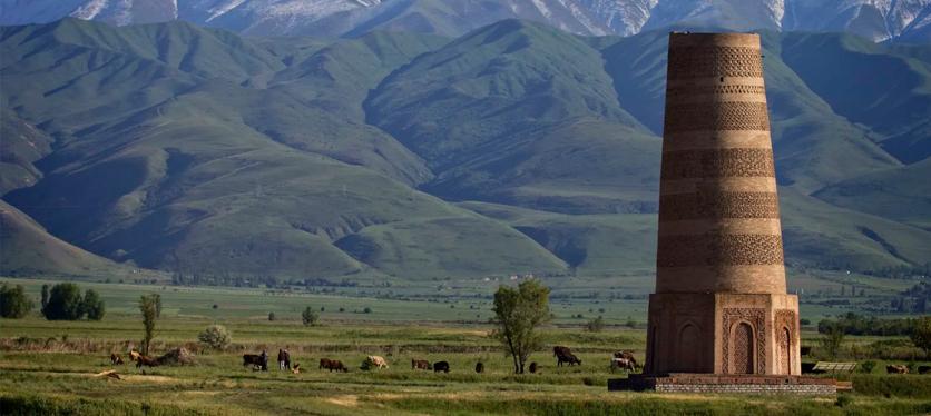 Ruta de la Seda, Asia Central