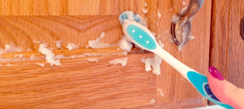Limpieza de armarios laminados (puertas)